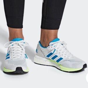 NWT Adidas AdiZero Boston 7 W Running Shoe, W 10